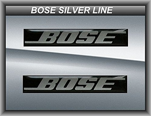 Bose aluminium car door hifi speaker logo emblem amazon co uk electronics