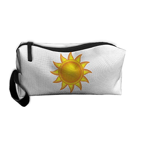Hot Summer Sun Storage Bag Tools Lightweight Canvas Organization With - Sunglasses Jung