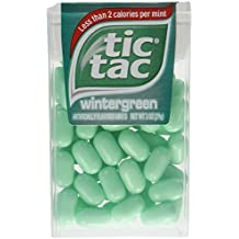 Tic Tac Wintergreen, 1-Ounce, (Pack of 24)