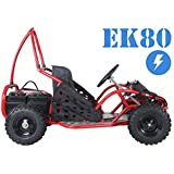 Tao Tao EK80 Kids Electric Go-carts (Red)