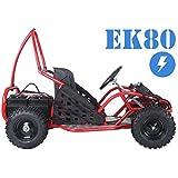 Tao Tao EK80 Kids Electric Go-carts (Red)