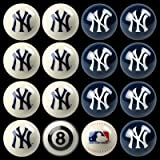 Imperial Officially Licensed MLB Home vs. Away Team Billiard/Pool Balls, Complete 16 Ball Set