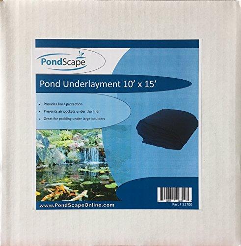 PondScape Pond Liner Underlayment 10' x ()