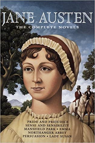 Buy Jane Austen The Complete Novels Book Online At Low Prices In India