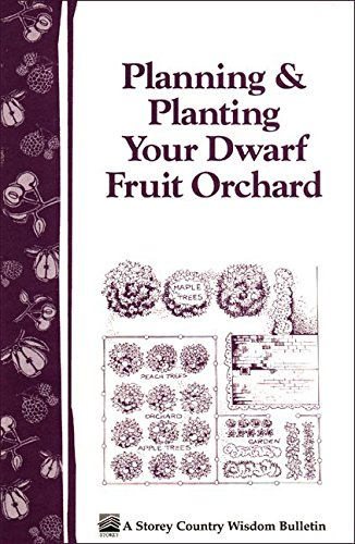 Planning & Planting Your Dwarf Fruit Orchard: Storey's Country Wisdom Bulletin A-133 (Storey/Garden Way Publishing bulletin) by [Editors of Garden Way Publishing]