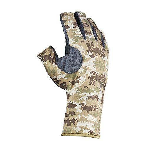 Buff pro series angler 3 gloves for Buff fishing gloves