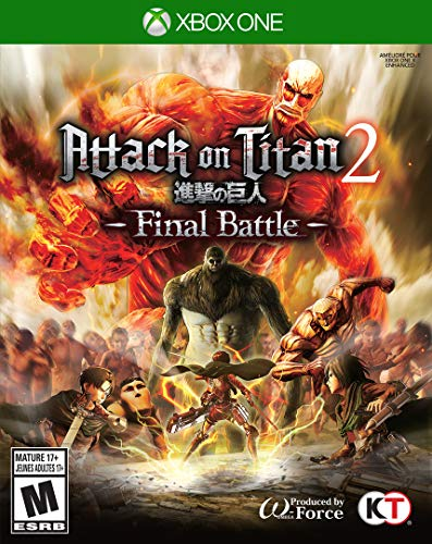 Attack On Titan 2: Final Battle - Xbox One
