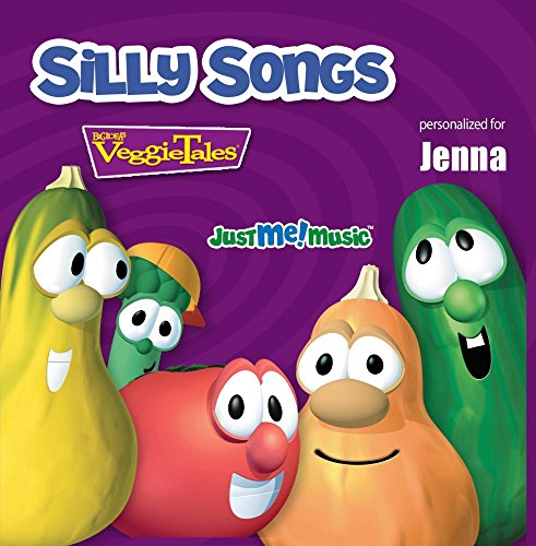 Silly Songs with VeggieTales: Jenna by Just Me Music