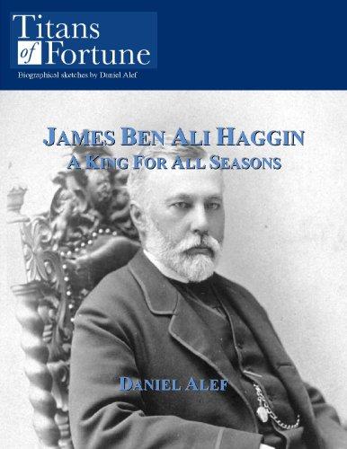 James Ben Ali Haggin: A King for all - Ontario Mills California