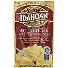 Idahoan Mashed Potatoes, Four Cheese, 4 oz.