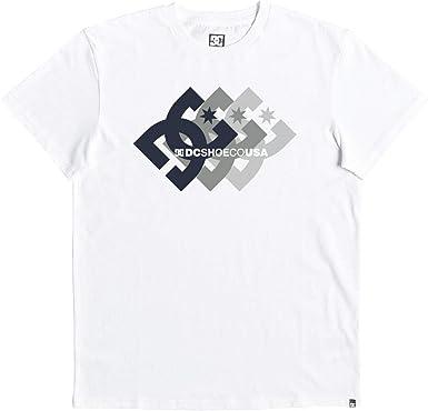 DC Shoes Logo Ballad - Camiseta - Hombre - XL: Amazon.es: Ropa y accesorios
