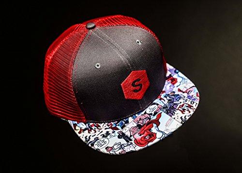 [Sugarman Rap Hat] (Bad Habit Costumes)