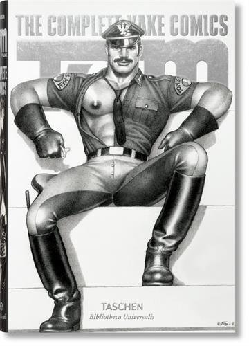Tom of Finland: The Complete Kake Comics -  Hardcover