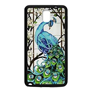 Canting_Good Stained Glass Custom Case Shell Skin for Samsung Galaxy Note 3 (Laser Technology)