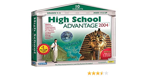 Amazon.com: High School Advantage 2004