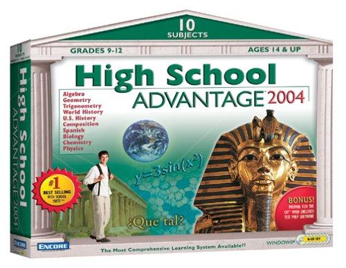 Amazon.com: High School Advantage 2004