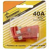 Bussmann (BP/ATC-40-RP) 40 Amp ATC Blade Fuse, Pack of 5