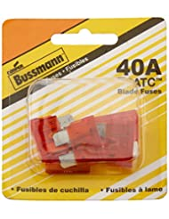 Bussmann (BP/ATC-40-RP) 40 Amp ATC Blade Fuse, Pack of 5