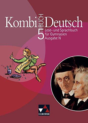 Kombi-Buch Deutsch - Ausgabe N / Kombi-Buch Deutsch N 5