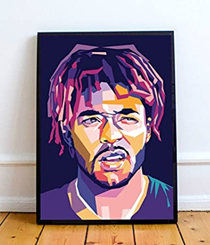 Lil Uzi Vert Limited Poster Artwork - Wall Art Merchandise (More Sizes  Available) (11x14)