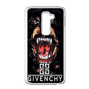Givenchy horrific skull Cell Phone Case for LG G2