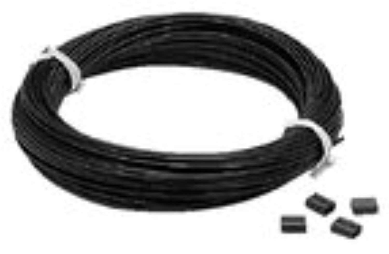 SEACHOICE Black Mono Line, 400 LB, 100