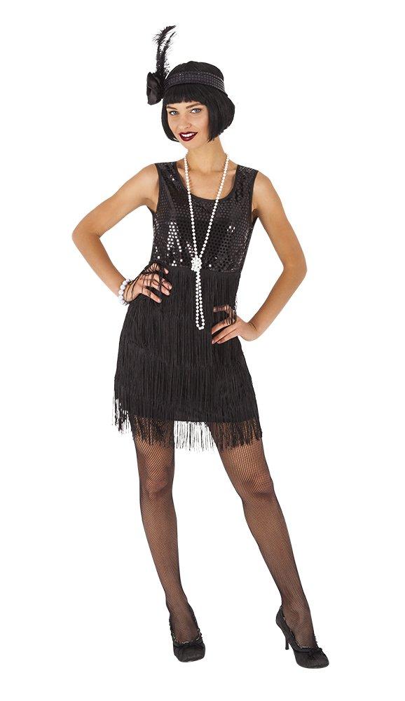 Funny Costumes Disfraz Charleston, talla única (Rubies Spain S8481): Amazon.es: Juguetes y juegos