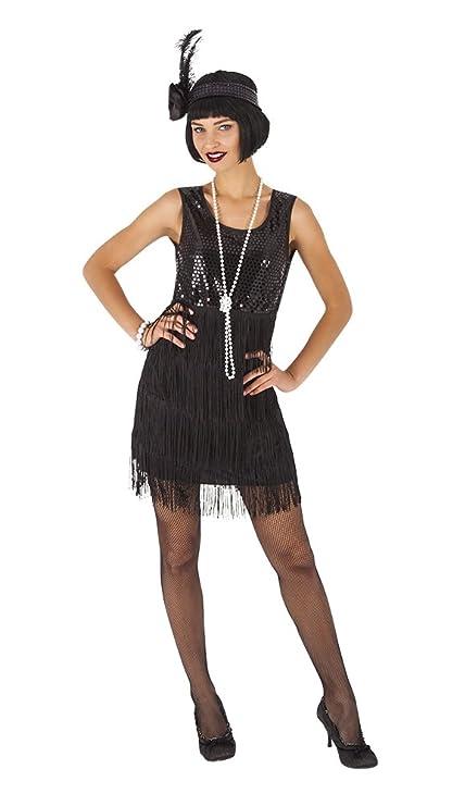 Rubies - Disfraz Charleston para adulto, talla única (Rubies S8481)