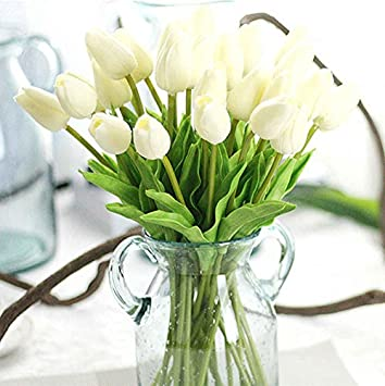Amazon.de: Unechte Blumen,Künstliche Deko Blumen Gefälschte Blumen ...