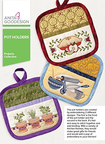 (Anita Goodesign Embroidery Designs - Pot Holders)