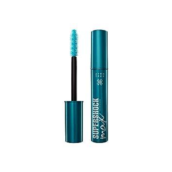 8173dfc71e6 Avon True Colour supershock Max Volume Mascara - BLACK: Amazon.co.uk: Beauty