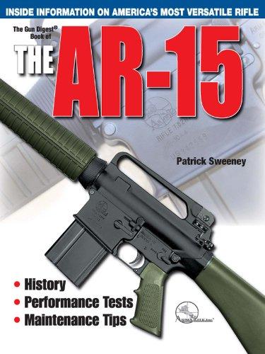Gun Digest Book the Ar-15 (Gun Digest Book of the Ar 15)