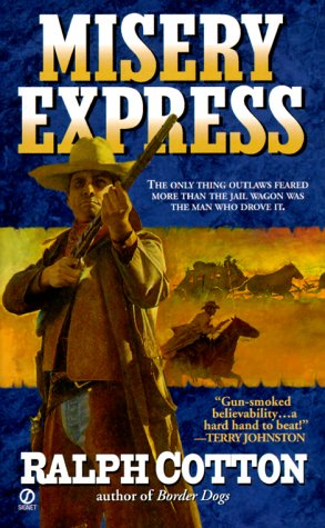 book cover of Misery Express