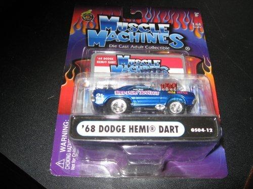 68 Dodge Hemi Dart - 2