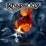 Rhapsody of Fire: Frozen Tears of Angels (Audio CD)