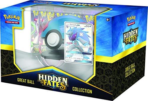 Pokeball Pokemon - Pokemon TCG: Sm 11.5 Hidden Fates