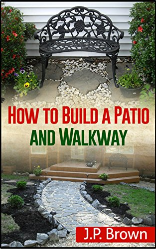 Cheap  How to Build a Patio And Walkway