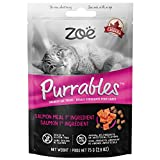 Zoe Purrables Cat Treats - Salmon - 75 g (2.6 oz)