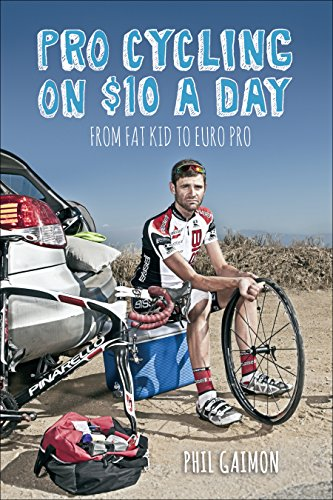 Pro Cycling on 10 a Day: From Fat Kid to Euro Pro