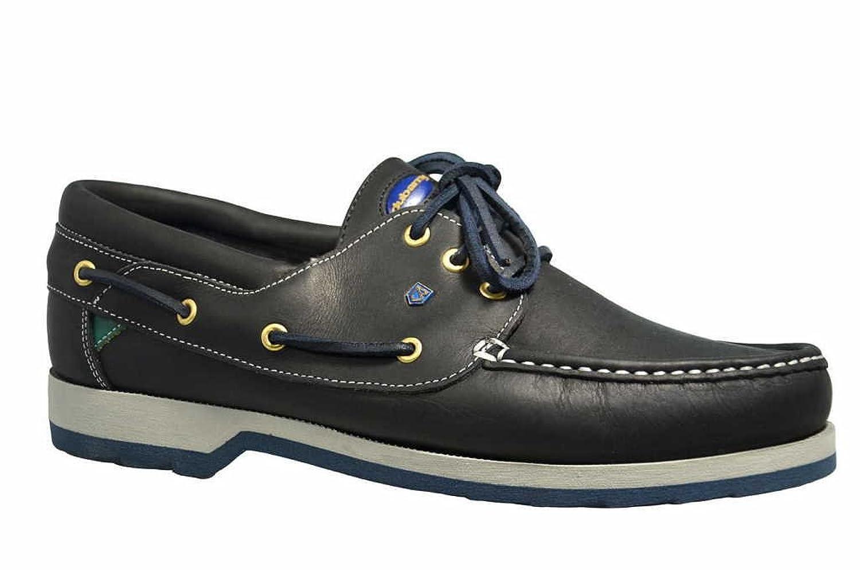 cordones de cuero Dubarry azul hombre para de color Zapatos q6CCEwZ