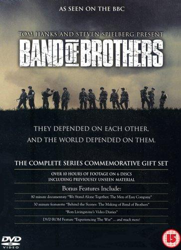 Band Of Brothers Box Set [Reino Unido] [DVD]: Amazon.es: Dave ...