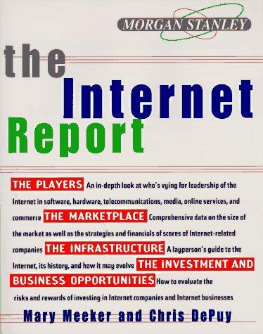 Morgan Stanley The Internet Report
