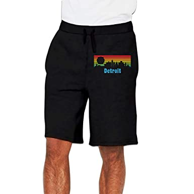 YDXC2FY Mens Boardshorts Gym Jogging Shorts with Elastic Waist Drawstring