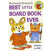 Richard Scarry's Best Little Board Book Ever