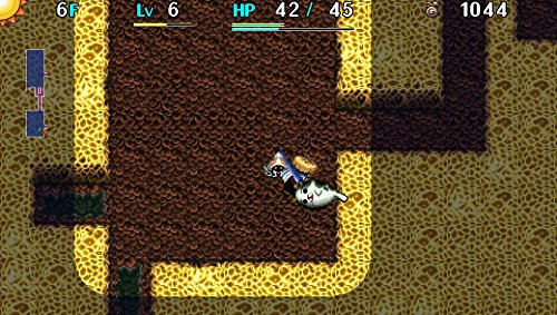Shiren The Wanderer: The Tower of Fortune and the Dice of Fate - PlayStation Vita by Aksys (Image #6)