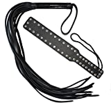 Flogger and paddle, spanking starter kit (bdsm SM bondage) - Swedish dreams