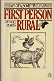 First Person Rural, Noel Perrin, 0140055614