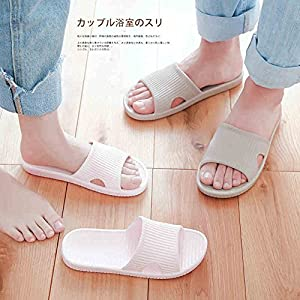 """Happy Lily Women/Men's Slip On Slippers Non-slip Shower Sandals House Mule Soft Foams Sole Pool Shoes Bathroom Slide for Adult (darkblue, us 10-11(outsole 11""""))"""