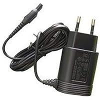 LanLan Caricabatteria 2 Spina EU per Rasoio Elettrico per PHILIPS HQ8505 HQ8500