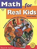 Math for Real Kids, David B. Spangler, 1596470119